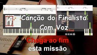 Canção do finalista - (Yellow Submarine) - Versao Com Voz Guia - Educação Musical -Jose Galvao