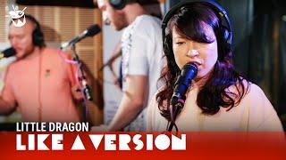 Little Dragon cover Kelis 'Millionaire' for Like A Version