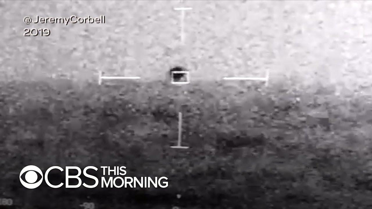 "UFO Report: U.S. has no Explanation for over 140 ""Unidentified Aerial Phenomena"""