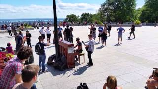 Chair Warriors Live on Mount Royal
