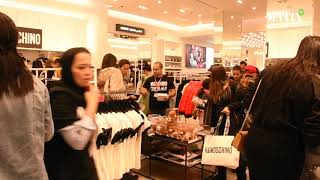 La nouvelle collection Moschino révélée à H&M Casablanca