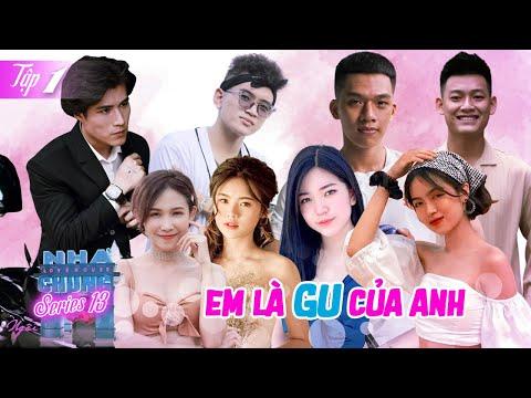 Ngôi Nhà Chung–Love House   Series 13 Tập 1:Dàn trai xinh gái đẹp vừa gặp đã THẢ THÍNH cực táo bạo