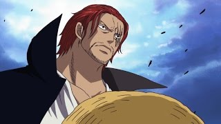 Shanks Arrives at Marineford English Dubbed width=