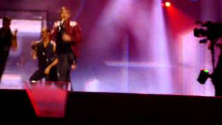 Eurovision Song Contest 2011 Sweden Eric Saade Popular Live at the Final in Germany