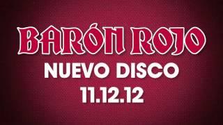 BARÓN ROJO - Teaser nuevo disco