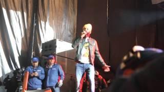 Adelita - Todos Tus Muertos (Rock Al Parque 2016)