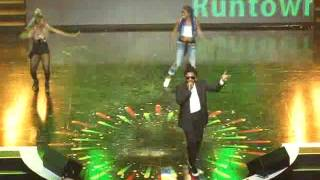 Runtown performs Mad Over You 2017 VGMA