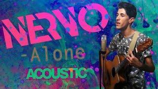 NERVO & Askery feat Brielle Von Hugel - Alone (Acoustic Cover)( SUB ESPAÑOL) | AlanEmanuel Covers
