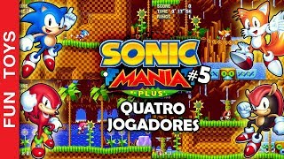 Sonic mania knuckles knuckles oh no mode gameplay videos