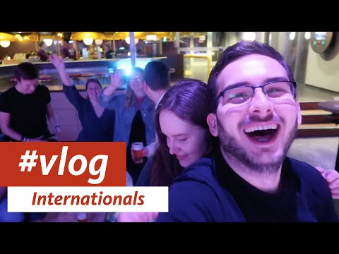 VLOG | A Day in the Life of an International Student