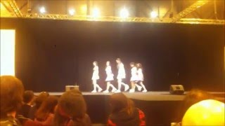 GFRIEND (여자친구) Me gustas tu Dance cover Japan Weekend XIV Madrid