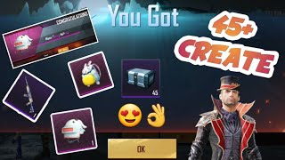 CRATE OPENING TRICKS TO GET LEGENDARY ITEMS IN PUBG MOBILE ( RP AND CLASSIC CRATE OPENING )