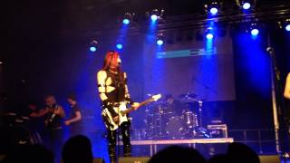 London After Midnight (01) Talking (live Dresden 2014-07-18)