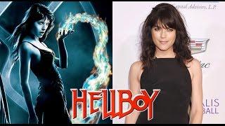 Hellboy   Before and After   Antes y Después