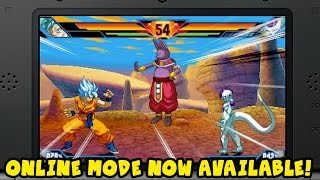 Dragon Ball Z Extreme Butoden 3DS: FREE ONLINE MODE PATCH AVAILABLE NOW! [The Extreme Update]