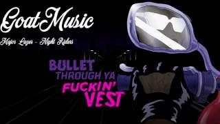 Major Lazer - Night Riders (Lyrics Video) + (Exam - Late upload)