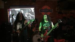 Savage Aggression - Bruja Asesina (Apocalipsis ll May 20 2017 Medellín)