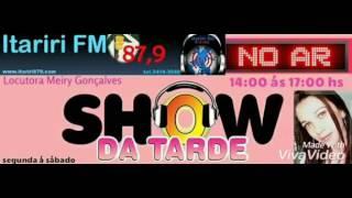 Vinheta do Programa Show da tarde