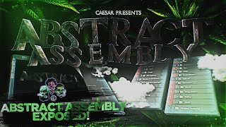 CAESAR ABSTRACT ASSEMBLY V1 EXPOSED [ 5£ ]