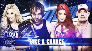"WWE SmackDown Live NEW Official Theme Song ""Take A Chance"" 2016 ᴴᴰ"