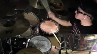 Trevor Hogan-IGNORANCE DRUM COVER