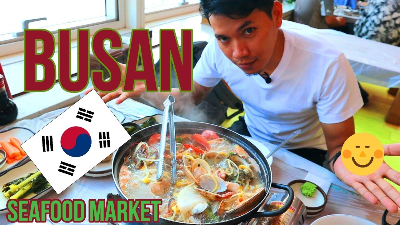 Download Thumbnail For Kuliner Seafood Market Korea Orang