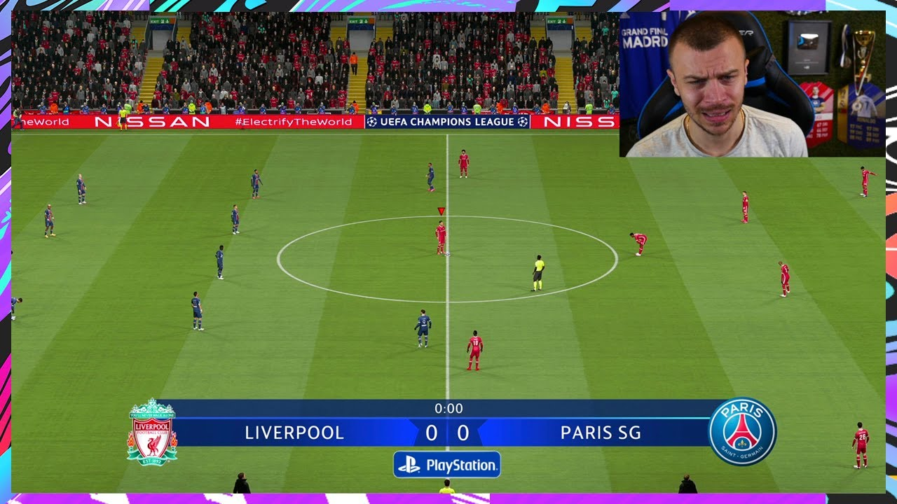 Krasi - FIFA 21 OFFICIAL NEXT GEN GAMEPLAY ON PLAYSTATION 5! THE NEW FIFA 21 NEXT GEN PS5 IS OUT!