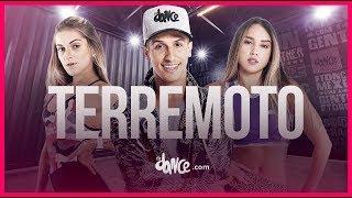 Terremoto - Anitta & Kevinho | FitDance TV (Coreografia Oficial)