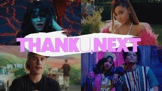 thank u, next (The Megamix) - Bieber • Camila • S.Gomez & More (T10MO)