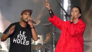 """Shaka Loveless feat. """"Medina Ud af Mørket"""" Live fra The Voice '15"""
