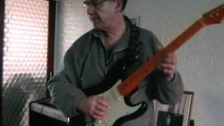 The Shadows - THEME FOR YOUNG LOVERS- Cover Rogerindonny