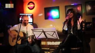 7 Valeri Marinov /Radio Sara/ & Polina Antonova  - Happy (Live Cover) @ Studio21