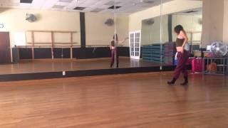 Hey Mami - Sylvan Esso (Dance Improv 1)