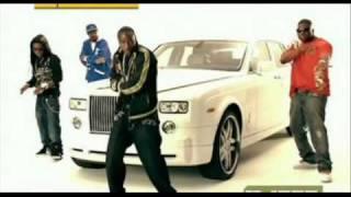 David banner,Akon,Snoop Dogg - 9mm VS TI swing your rag - MASHUP