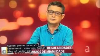 AmericaTeVe  -  A Fondo  - Pedro Sevcec  -  04/07/2016
