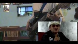 EL TRONO DE MEXICO TE RECORDARE (Cover en el bajo electrico)