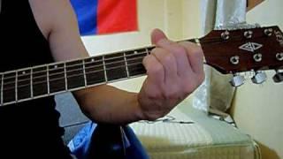 Mongolian guitar cover saihan busgui