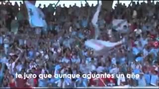 """""""Coruña, decime qué se siente..."""" - subtitulado con letra"""
