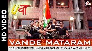 Vande Mataram - Uvaa    Vikrant, Rohan, Lavin, Mohit, Bhupendra, Poonam, Vinti, Sheena, Yukti & Neha width=