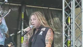 Danger Danger - Rock in America - Live at Rockweekend 2010 HD part1