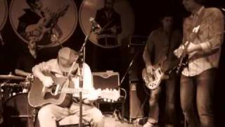 Mark Olson w/ My Buddy Moose - Say You'll Be Mine (Live @ KSET, Zagreb 6/10/10)