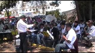 Opera flamenca--banda aire zapoteco 2013