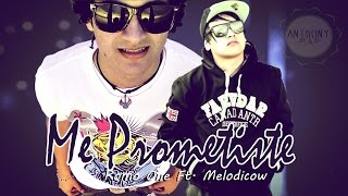 Romo One ft. Melodicow - Me Prometiste [Con Letra]
