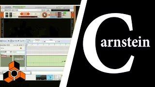 Program Changes In Reason (External MIDI Instrument)