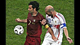 Luis Figo Humiliates Great Players ● HD width=