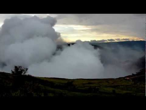 004 Masaya Volcano Eruption July 2nd
