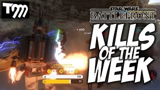 Star Wars Battlefront - KILLS OF THE WEEK #49