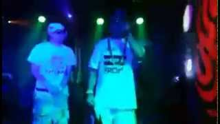 """""""Dope Across The Border"""" (LIVE) - Lil Wyte Show Performance 6-19-15"""