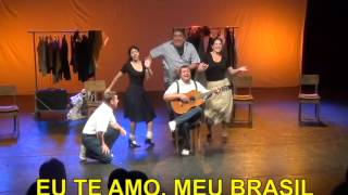 Agenda Em Cartaz - Ultimos dias de EU TE AMO, MEU BRASIL