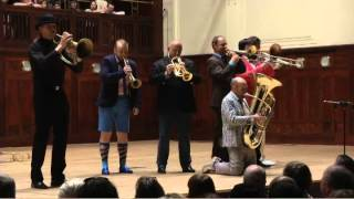 Mnozil Brass - Prague Proms 2012